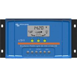 BlueSolar PWM LCD-USB 48V-10A
